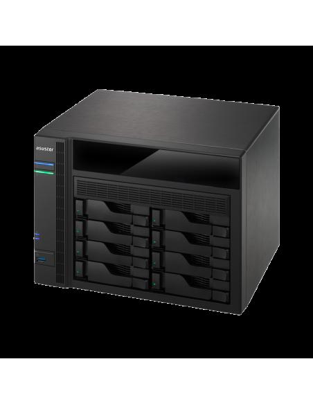ASUS AS5008T NAS Ethernet LAN Black Asustek 90IX00D1-BW3S10 - 6