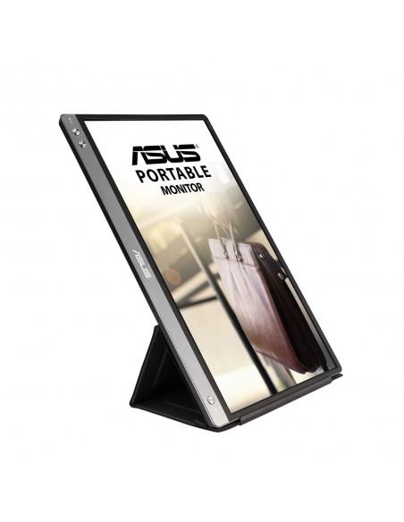 "ASUS MB14AC 35.6 cm (14"") 1920 x 1080 pikseliä Full HD Harmaa Asustek 90LM0631-B01170 - 3"