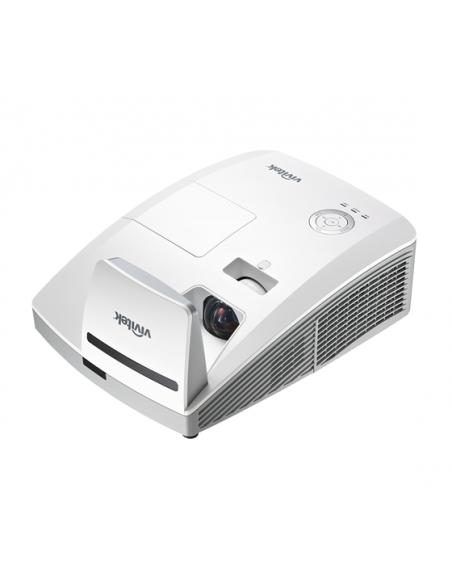 Vivitek D757WT data projector Desktop 3300 ANSI lumens DLP WXGA (1280x800) White Vivitek D757WT - 7
