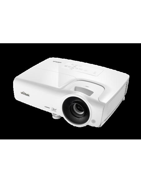Vivitek DH268 data projector Portable 3500 ANSI lumens DLP 1080p (1920x1080) 3D White Vivitek DH268 - 3