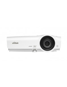Vivitek DH268 dataprojektori Kannettava projektori 3500 ANSI lumenia DLP 1080p (1920x1080) 3D Valkoinen Vivitek DH268-EDU - 1