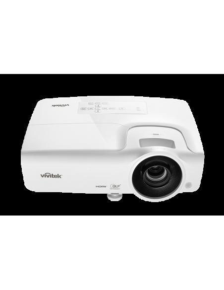Vivitek DH268 data projector Portable 3500 ANSI lumens DLP 1080p (1920x1080) 3D White Vivitek DH268-EDU - 2