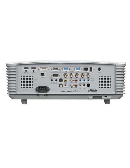 Vivitek DH3331 data projector Desktop 5000 ANSI lumens DLP WUXGA (1920x1200) 3D White Vivitek DH3331 - 5