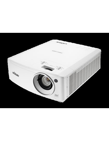 Vivitek DH4661Z data projector Desktop 5000 ANSI lumens DLP 1080p (1920x1080) White Vivitek DH4661Z-WH - 7