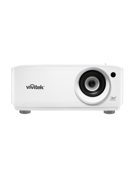 Vivitek DH4661Z data projector Desktop 5000 ANSI lumens DLP 1080p (1920x1080) White Vivitek DH4661Z-WH - 8