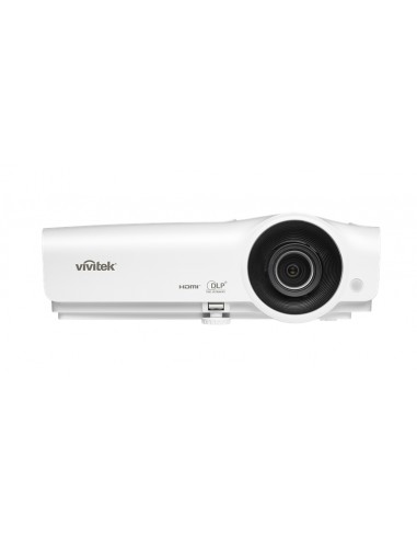 Vivitek DS262 data projector Desktop 3500 ANSI lumens DLP SVGA (800x600) White Vivitek DS262 - 1