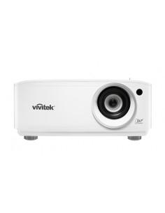 Vivitek DU4671Z data projector Desktop 5500 ANSI lumens DLP WUXGA (1920x1200) 3D White Vivitek DU4671Z-WH - 1