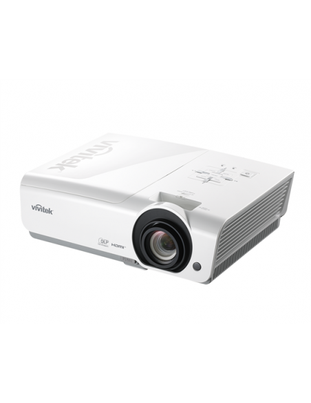 Vivitek DU978-WT data projector Desktop 5000 ANSI lumens DLP WUXGA (1920x1200) Grey, White Vivitek DU978-WT - 2