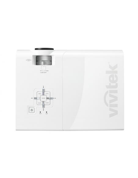 Vivitek DU978-WT data projector Desktop 5000 ANSI lumens DLP WUXGA (1920x1200) Grey, White Vivitek DU978-WT - 5