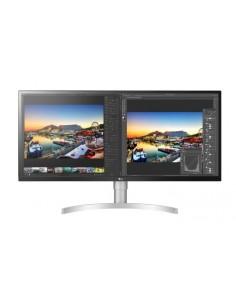 """LG 34WL850-W LED display 86.4 cm (34"""") 3440 x 1440 pixels UltraWide Quad HD Black, Silver Lg 34WL850-W - 1"""