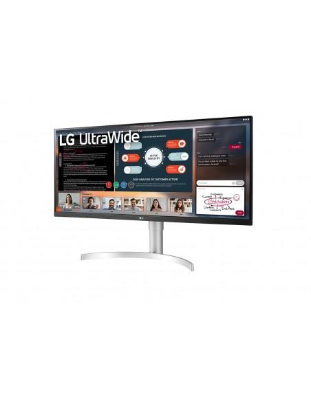 """LG 34WN650-W LED display 86.4 cm (34"""") 2560 x 1080 pixels UltraWide Full HD White Lg 34WN650-W - 2"""