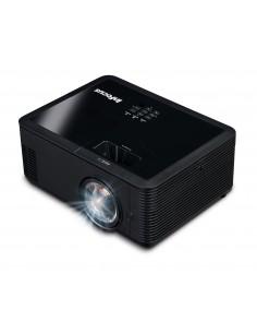 Infocus IN136ST datorprojektorer Bordsprojektor 4000 ANSI-lumen DLP WXGA (1280x800) 3D kompatibilitet Svart Infocus IN136ST - 1