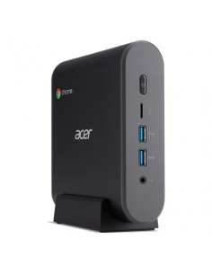 Acer Chromebox CXI3 3867U mini PC Intel® Celeron® 4 GB DDR4-SDRAM 32 SSD Chrome OS Black Acer DT.Z11MD.001 - 1
