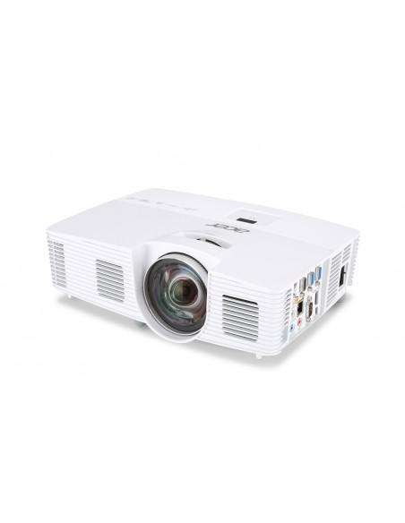 Acer S1283Hne data projector Desktop 3100 ANSI lumens XGA (1024x768) White Acer MR.JK111.001 - 2