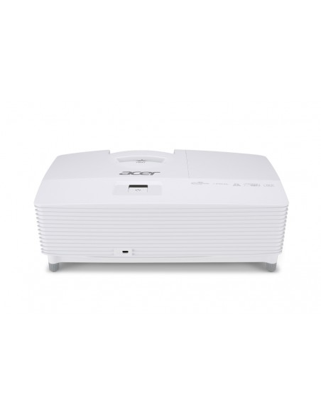 Acer S1283Hne data projector Desktop 3100 ANSI lumens XGA (1024x768) White Acer MR.JK111.001 - 4