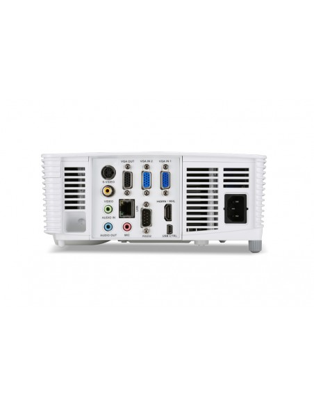 Acer S1283Hne dataprojektori Pöytäprojektori 3100 ANSI lumenia XGA (1024x768) Valkoinen Acer MR.JK111.001 - 5