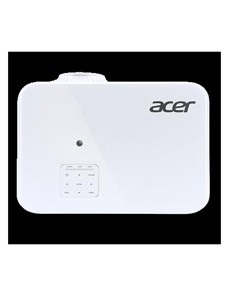 Acer Business P5530 dataprojektori Seinäkiinnitetty projektori 4000 ANSI lumenia DLP 1080p (1920x1080) 3D Valkoinen Acer MR.JPF1