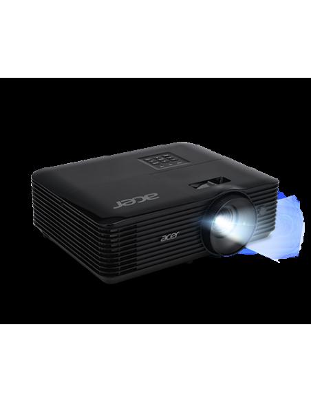 Acer Essential X118HP data projector Ceiling-mounted 4000 ANSI lumens DLP SVGA (800x600) Black Acer MR.JR711.00Z - 3