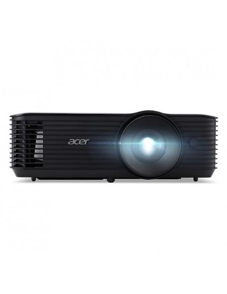 Acer Basic X128HP dataprojektori Kattoon kiinnitettävä projektori 4000 ANSI lumenia DLP XGA (1024x768) Musta Acer MR.JR811.00Y -