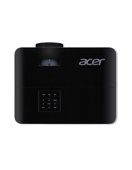 Acer Basic X128HP datorprojektorer Takmonterad projektor 4000 ANSI-lumen DLP XGA (1024x768) Svart Acer MR.JR811.00Y - 4