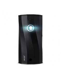 Acer C250i data projector Portable 300 ANSI lumens DLP 1080p (1920x1080) Black Acer MR.JRZ11.001 - 1
