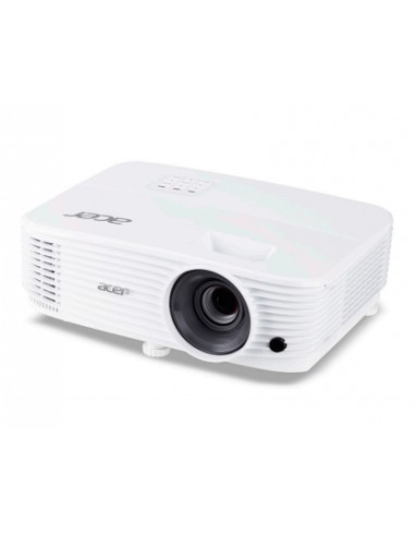 Acer P1155 datorprojektorer Takmonterad projektor 4000 ANSI-lumen DLP SVGA (800x600) Vit Acer MR.JSH11.001 - 1