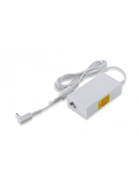 Acer NP.ADT0A.040 virta-adapteri ja vaihtosuuntaaja Sisätila 65 W Valkoinen Acer NP.ADT0A.040 - 1