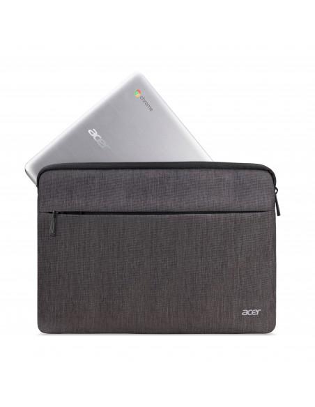 "Acer NP.BAG1A.294 notebook case 35.6 cm (14"") Sleeve Grey Acer NP.BAG1A.294 - 3"