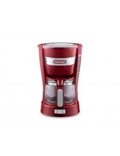 DeLonghi Active Line ICM14011.R Droppande kaffebryggare 0.65 l Delonghi ICM 14011.R - 1