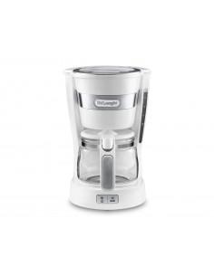 DeLonghi Autentica ICM14011.W kaffemaskiner Helautomatisk Droppande kaffebryggare 0.65 l Delonghi ICM 14011.W - 1