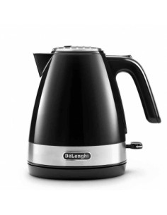 DeLonghi KBLA 2000.BK electric kettle 1 L 2000 W Black Delonghi KBLA 2000.BK - 1