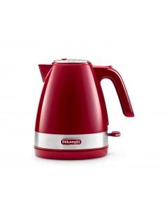 DeLonghi KBLA2000.R electric kettle 1 L 2000 W Red Delonghi KBLA 2000.R - 1