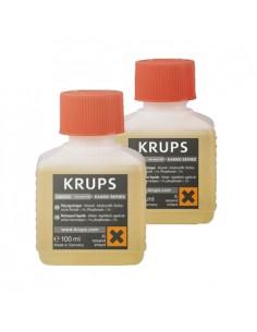 Krups XS900010 vitvarurengörning Kaffebryggare Krups XS 9000 - 1