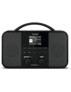 TechniSat 5 IR Portable Digital Black Technisat 0000/3929 - 1