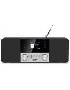 TechniSat DigitRadio 4 C Henkilökohtainen Digitaalinen Musta, Hopea Technisat 0000/3937 - 1