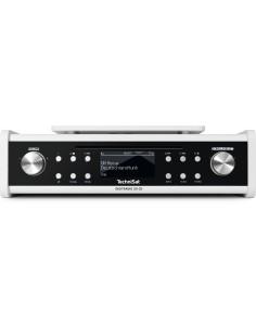 TechniSat DigitRadio 20 CD Personal Analog & digital White Technisat 0001/4999 - 1