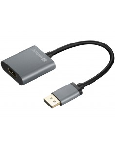 Sandberg Adapter DP1.4>HDMI2.0 4K60 Sandberg 509-19 - 1