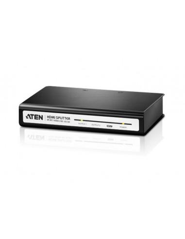Aten VS184 bilddelare HDMI 4x Suomen Addon 254036 - 1