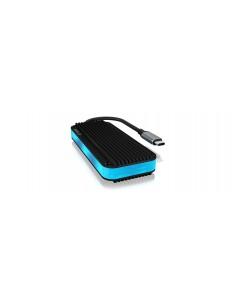 ICY BOX IB-1821ML-C31 Hölje för lagringsenheter SSD-inkapsling Antracit, Vit Raidsonic 60697 - 1