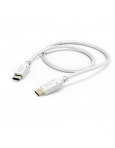 Hama 00183330 USB-kaapeli 1 m USB 2.0 C Valkoinen Hama 183330 - 1