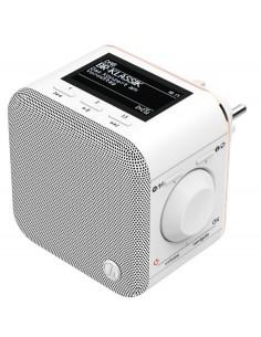 Hama DR40BT-PlugIn Kannettava Analoginen & digitaalinen Valkoinen Hama 54871 - 1