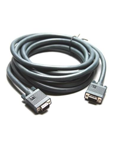Kramer Electronics 15-pin HD VGA cable 0.3 m (D-Sub) Black Kramer 92-7101001 - 1