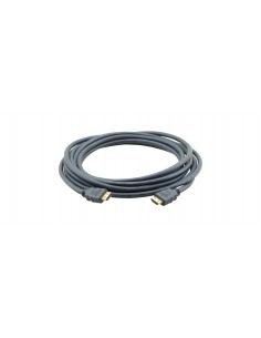 Kramer Electronics C−HM/HM/ETH HDMI cable 3 m Type A (Standard) Black Kramer 97-01213010 - 1