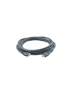 Kramer Electronics C-HM/HM/ETH-15 HDMI-kaapeli 4.57 m HDMI-tyyppi A (vakio) Musta Kramer 97-01213015 - 1
