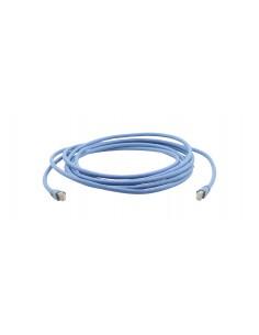 Kramer Electronics C-UNIKAT-6 networking cable Blue 1.8 m Cat6a U/FTP (STP) Kramer C-UNIKAT-6 - 1