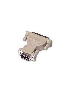 C2G DB9/DB25 Adapter Harmaa C2g 81445 - 1
