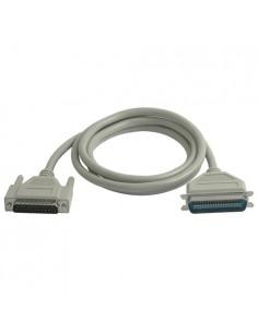 C2G 15m IEEE-1284 DB25/C36 Cable tulostimen johto Harmaa C2g 81464 - 1
