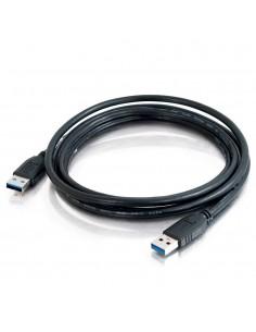 C2G 81679 USB-kaapeli 3 m USB A Musta C2g 81679 - 1