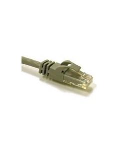 C2G Cat6 Snagless CrossOver UTP Patch Cable Grey 2m nätverkskablar Grå C2g 83508 - 1