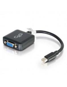 C2G 20cm Mini DisplayPort m / VGA F 0.2 (D-Sub) Svart C2g 84315 - 1
